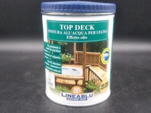 Sayerlack Top Deck HD2000 finitura all'acqua per legno esterno
