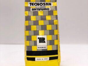Trattamento Antifumo per pareti interne Tecnosan Tecnorivest