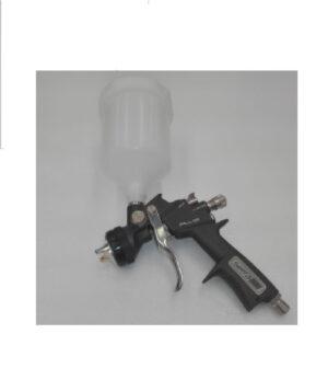 Aerografo per verniciatura professionale a gravità - serie Black HPS SetraVernici
