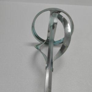 Miscelatore ad elica per vernici - dettaglio retro