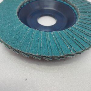 Disco abrasivo lamellare allo zirconio imperial dettaglio
