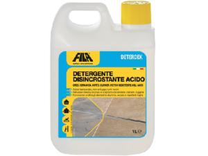 Detergente disincrostante acido Fila Deterdek