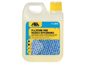 Detergente per la pulizia dopo posa di pavimenti e rivestimenti FilaCR10