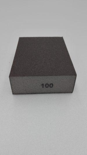 Spugnette abrasive per carteggiare e lucidare - Imperial 100