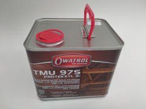 Owatrol TMU97S antitarlo insetticida fungicida 2,5L