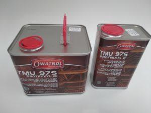 Owatrol TMU97S antitarlo insetticida fungicida da 1L e da 2,5L