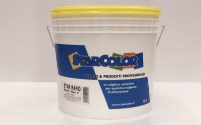 Pittura Traspirante Supercoprente Star Rapid  un prodotto professionale ad un prezzo strabiliante fino a Dicembre €. 44,9