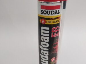 Schiuma poliuretanica antifuoco Soudafoam Fire Range (750 ml) - Soudal
