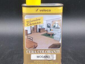 Cera d'api liquida Restauratore Ceroso mogano Veleca