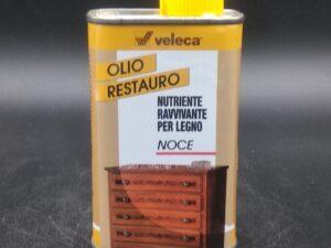 Ravvivante per legno Olio Restauro noce Veleca