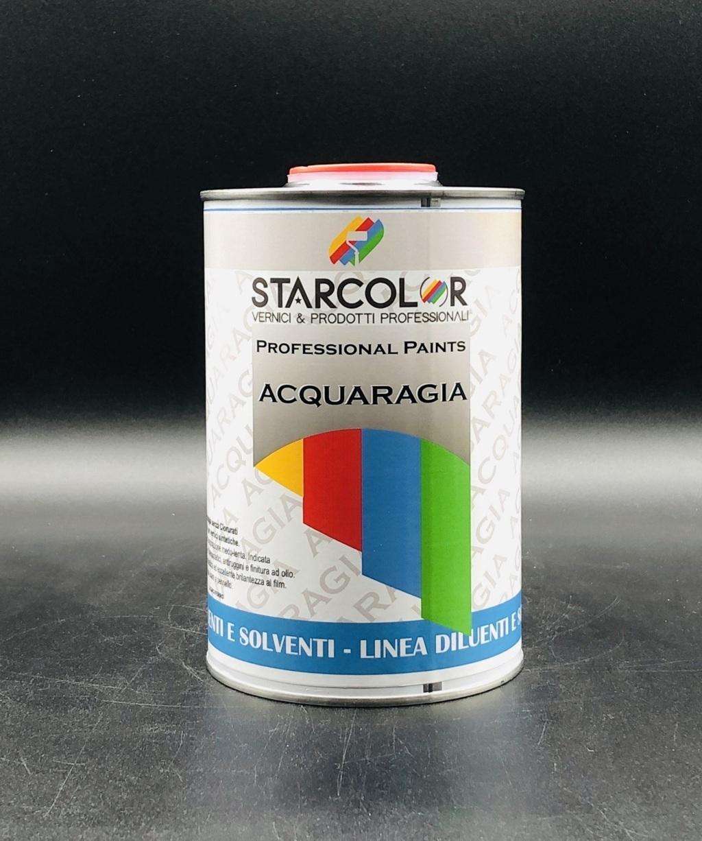 Acquaragia Minerale Per Vernici E Smalti Sintetici 1 Lt Starcolor