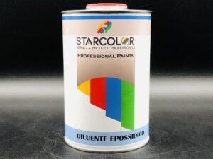 Diluente epossidico per vernici e smalti epossidici 1 litro