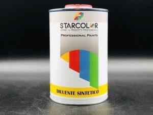 Diluente sintetico per smalti e vernici sintetiche 1 litro